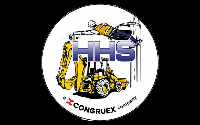 HHS Construction logo